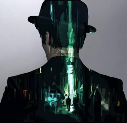 "concept art for ""Deep City"" by Elle K. White"